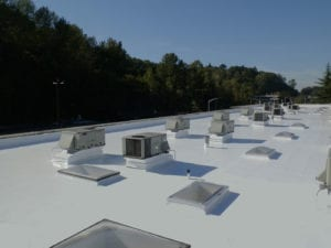Silicone Roof Coating Spray-On Foam Vancouver WA