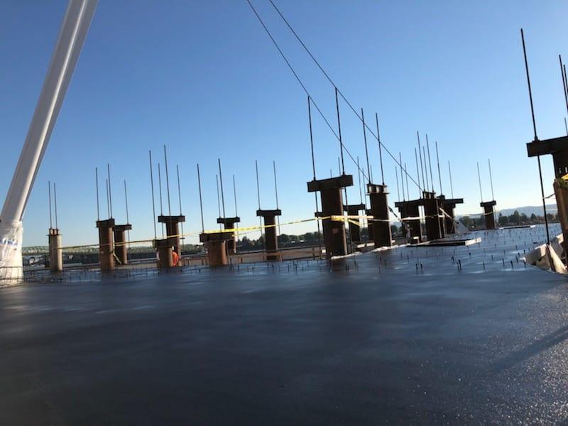 Grant Street Pier polyurea