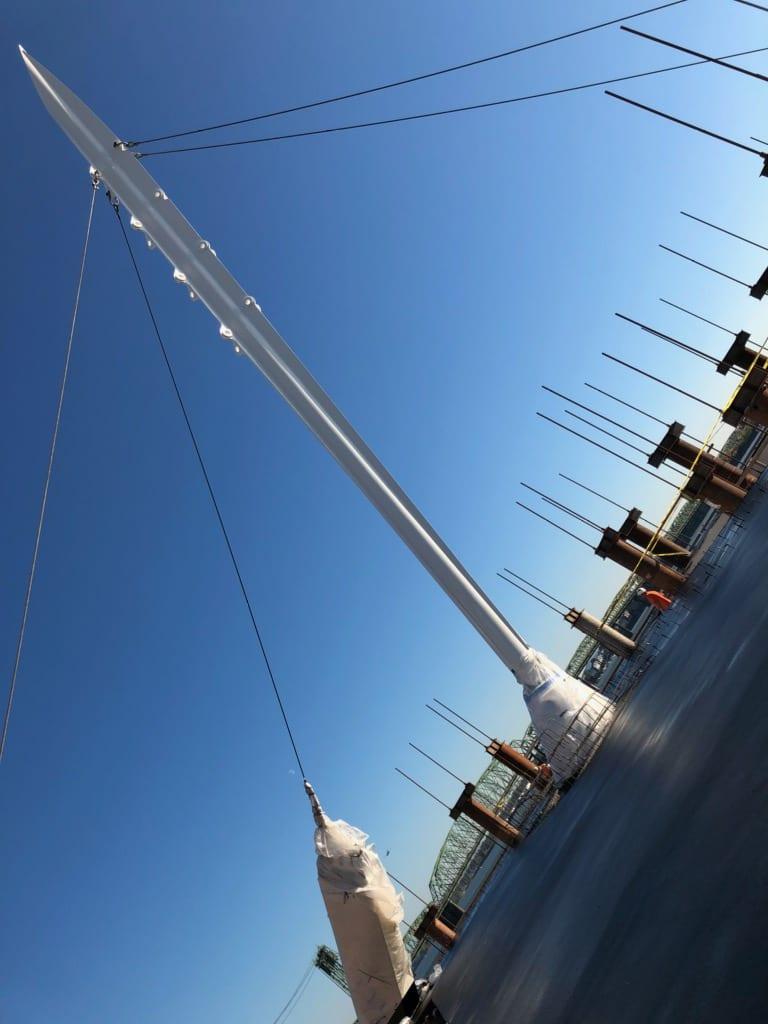 Grant Street Pier polyurea 3